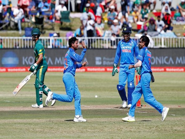 South Africa vs India - First One Day International